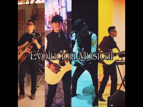 Evolución Musical - Omar  77 Oficial