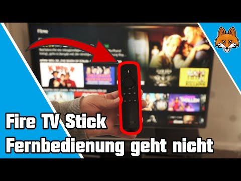 Fire TV Stick Fernbedienung Geht Nicht - Neu Verbinden Anleitung 📺