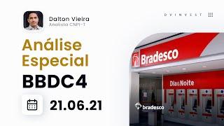 Analise Especial   BBDC4 - Correção para buscar os 29,30?
