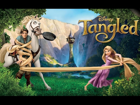 Tangled full movie In english  best cartoon movie  2016 thumbnail