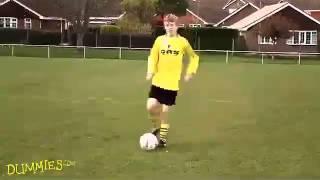 Mastering Basic Football dribblings//////////////////