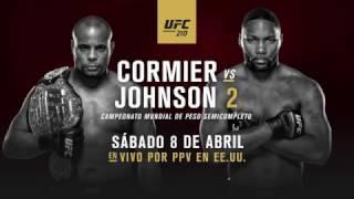 UFC 210 Previa Extendida