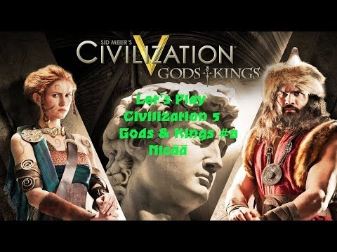 Let's Play Sid Meier's Civilization 5 - Gods and Kings #6 Nicäa | Deutsch HD FrostgrimUnlimited |