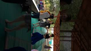From USA visitors enjoyed Hurda party at Varshavan Agro tourism