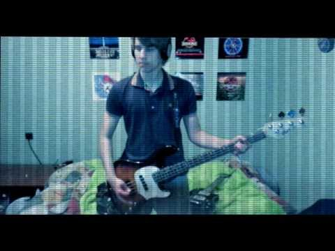 My Chemical Romance - Planetary (GO!) (Bass Cover)