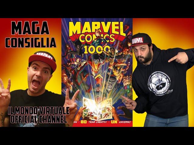 MARVEL COMICS 1000 - 80 ANNI E NON SENTIRLI!
