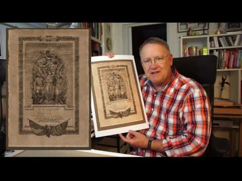 Restoring a Severely Damaged Antique Document in Photoshop