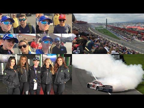NASCAR Weekend At Auto Club Speedway 2017!