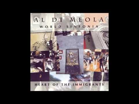 Al di Meola -  World Sinfonia II - Heart of the Immigrants (1993 full album)