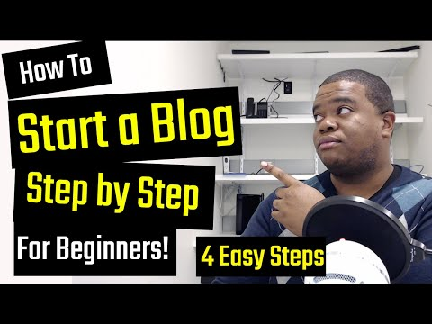 How to Start A Blog Step by Step For Beginners (4 Tips + 1 Bonus!)