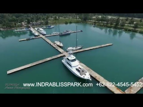 Batam Island Indonesia by Drone (2016)