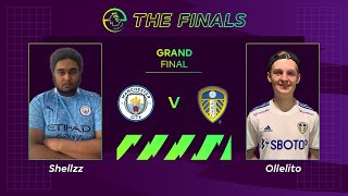 One of the best FIFA esports Finals! | Man City Shelzz v Leeds Ollelito | ePremier League 20/21