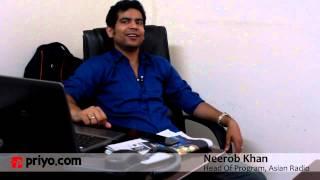 Priyo Talk: Neerob khan