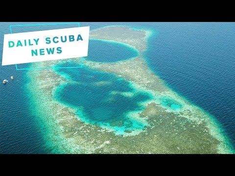 Daily Scuba News - Blue Hole found in Malaysia