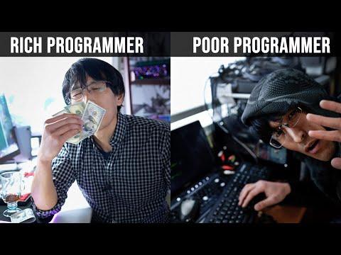 Rich Programmer vs Poor Programmer