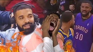 BRO IM CRYINGG! DRAKE TRASH TALKING NBA PLAYERS COMPILATION