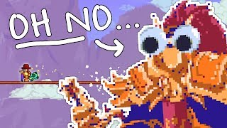 Challenging the Bizzare Terraria Super-Boss! thumbnail