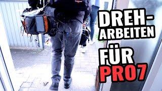 Ein Dreh für Pro7 / Panik vor Ekel Fahrstuhl / 4.10 / Frau_sein