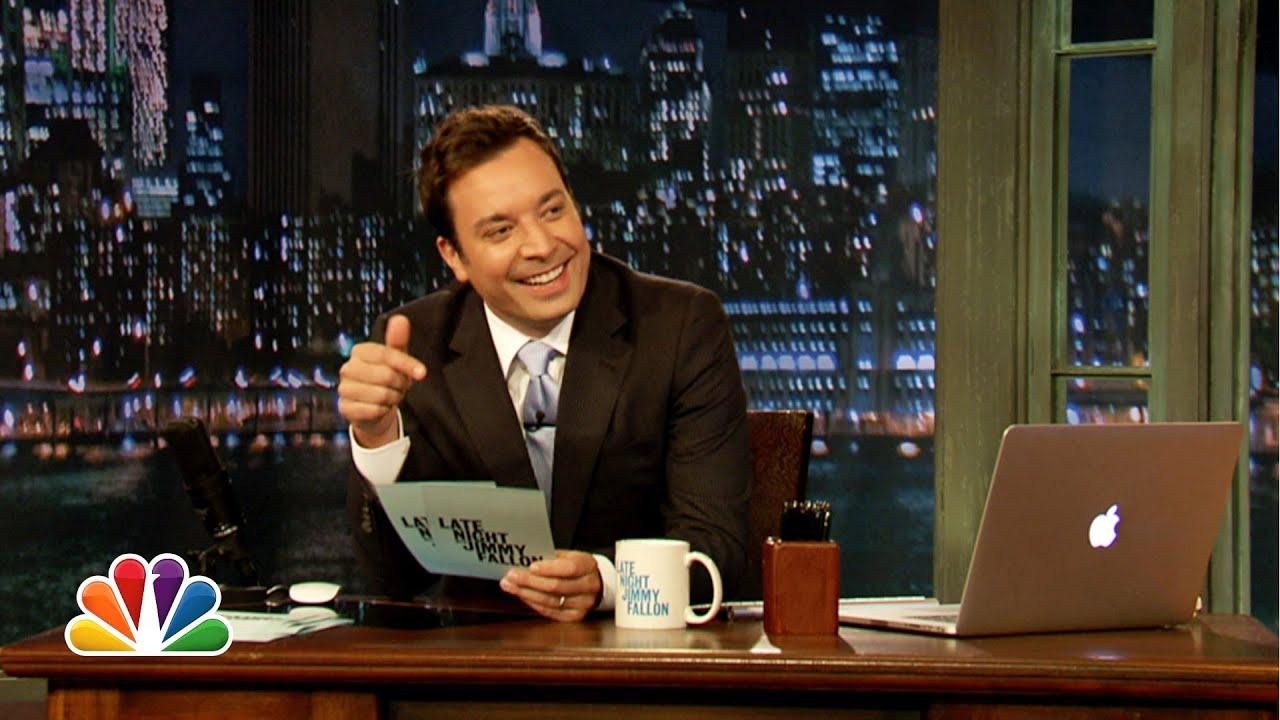 Hashtags: #ItsSoHot (Late Night with Jimmy Fallon) - YouTube