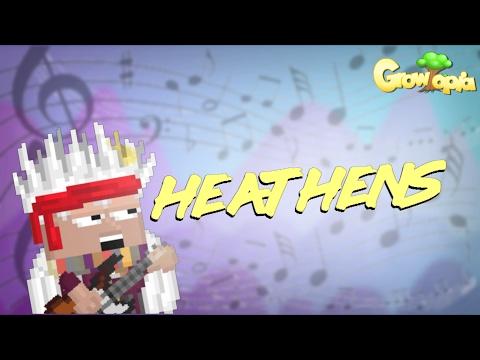 Twenty One Pilots - Heathens (Growtopia Song)