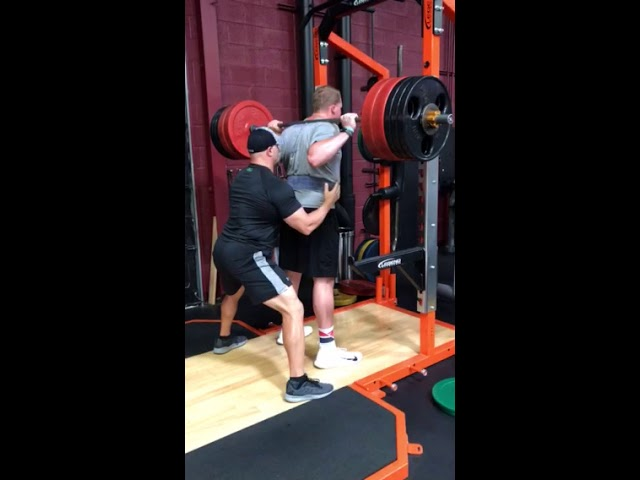 SC Athlete Squat-Davis Divall