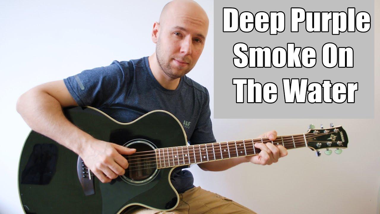 smoke on the water guitar chords pdf