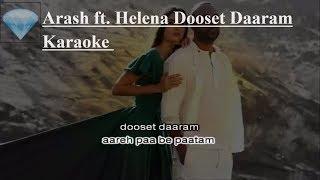 Arash Feat Helena Dooset Daram текст и перевод песни Караоке