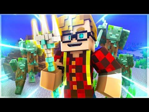 HO TROVATO IL TRIDENTE DEL DIO DEI MARI!! - Minecraft #43