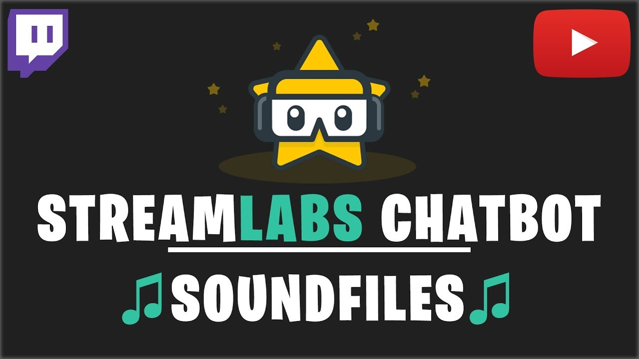 STREAMLABS CHATBOT SOUNDFILES TUTORIAL (2018) | SOUNDS ABOUT COMMANDS |  German