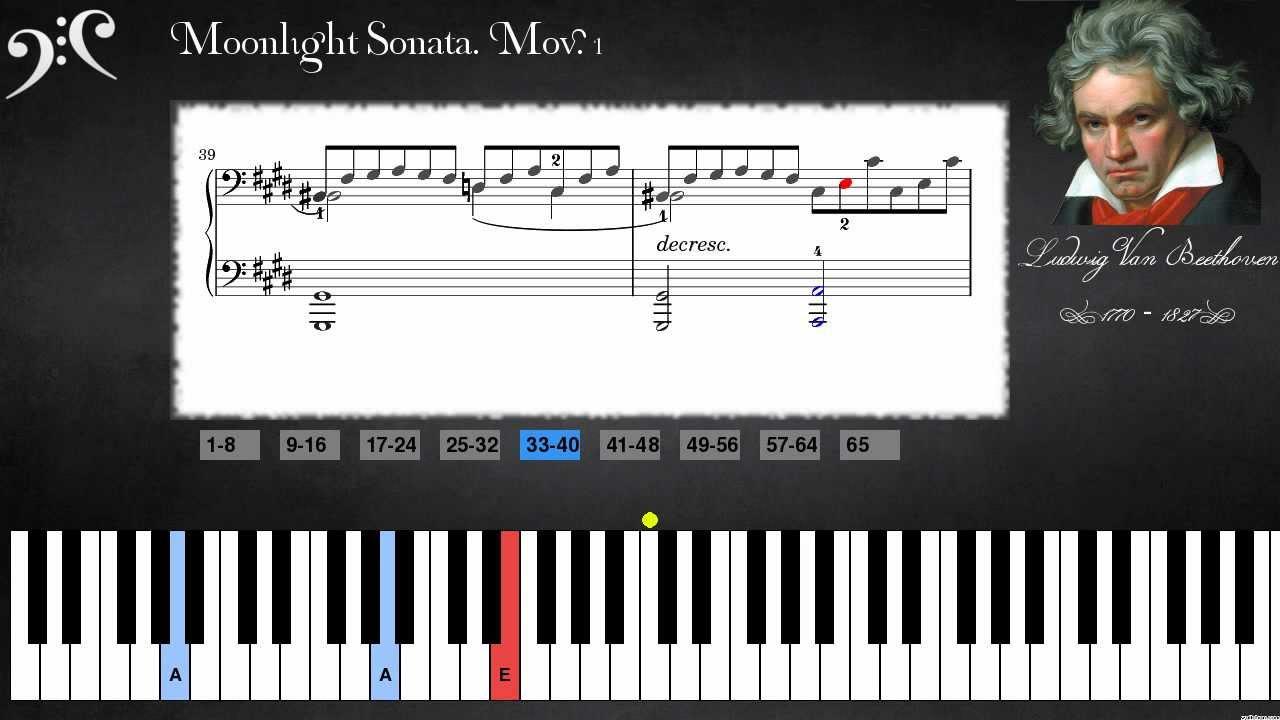 Exploring Beethoven's Piano Sonatas | Coursera