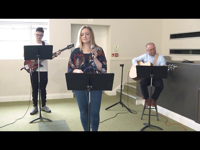 In Christ Alone; by Amy, Graham & Matthew