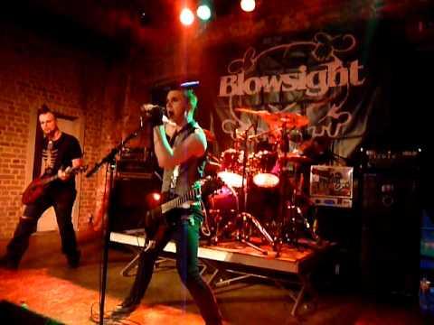 Blowsight @ Essen (07.08.2010) :Teenage Rockstar