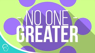 Zapped - No One Greater (Lyric Video) [Amber Records]