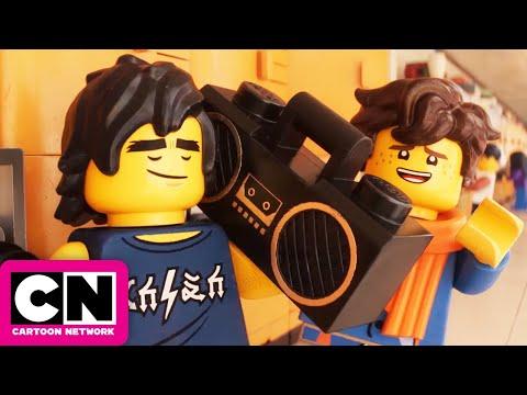The LEGO Ninjago Movie | Ninja Tips | Cartoon Network