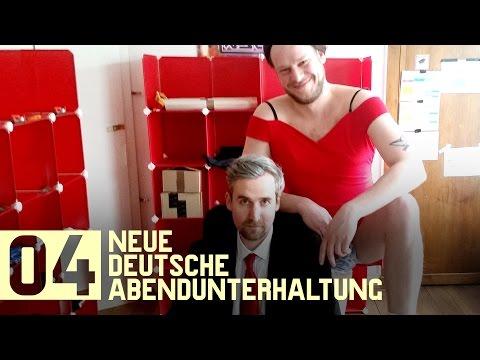 Extrembotaniker Jürgen Feder & Mr. Cracker LIVE | Neue Deutsche Abendunterhaltung #04