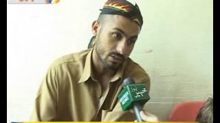 dera ismail khan pahar pur hospital problme report by naseer azam mehsud new