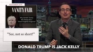 Donald Trump is Jack Kelly from It's Always Sunny in Philadelphia