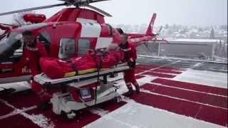 Rega: Auf Einsatz mit dem Rettungssanitäter