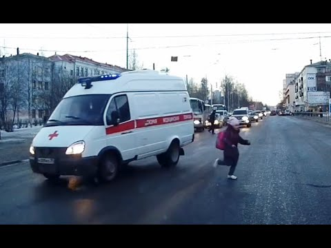 Ambulance Crashes and Accidents Compilation 2014