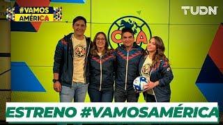 ESTRENO: #VamosAmérica | ¡TODO sobre las Águilas! | TUDN
