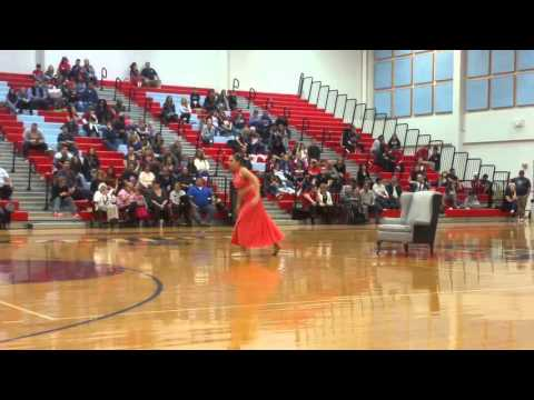 Isabel Robinson Dance Solo Irreplaceable by Madilyn Paige 1st place National Dance Alliance