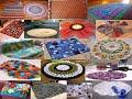 Поделки - коврики плетеные для дома и дачи своими руками