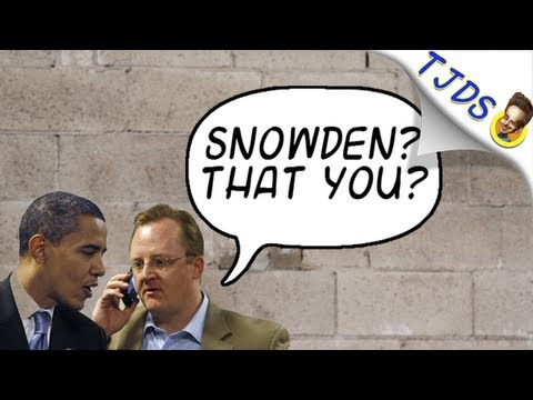 "Snowden's ""Government Oppression Tour"" (TJDS)"