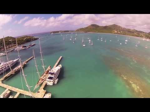 St Pauls Air Shots (Filmed by Viva Caribbean Media Group)