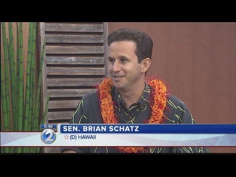 IN STUDIO: U.S. Sen. Brian Schatz