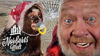 BABYAFFE RANDALIERT UND RASTET AUS! | BABYAFFE VON ÄRZTIN ERZOGEN | Zoo Zajac