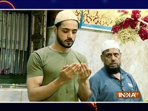 Ishq Subhanallah's Kabir offers prayer at Dargah