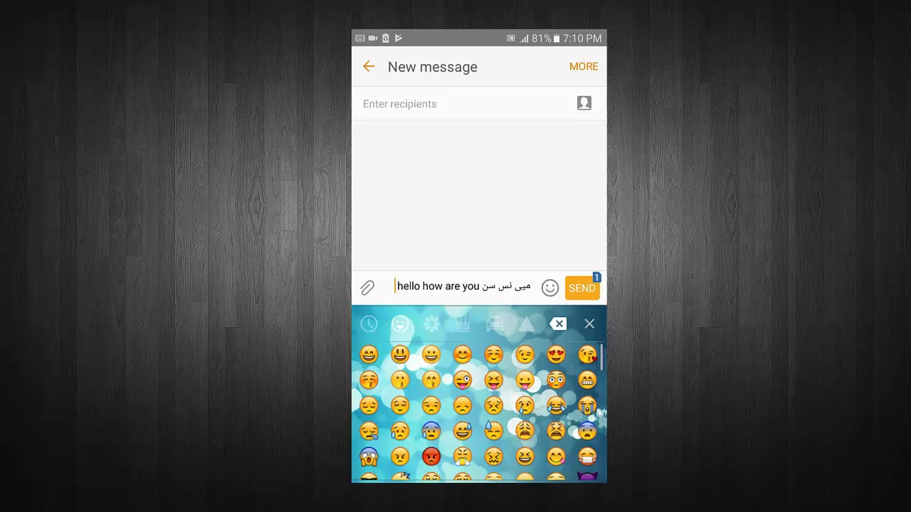 Persian keyboard for android youtube