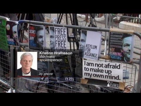 Адвокаты Ассанжа хотят призвать Лондон к ответу