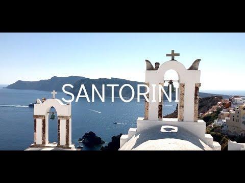 SANTORINI || Top Things To Do In Santorini || Oia Fira Imerovigli Akrotiri || Run Char